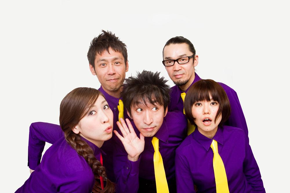 J-Pop band Budo Grape to tour UK