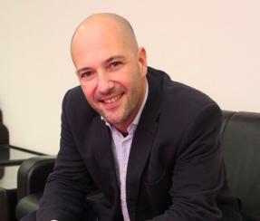 Antoine Rey, VP of Worldwide Sales & Business Development
