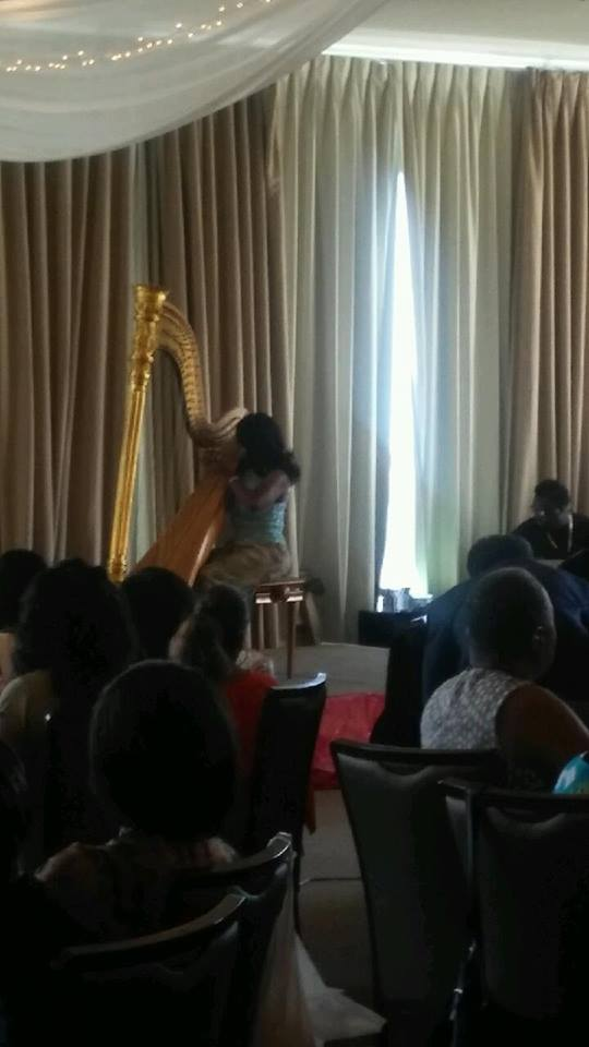 Mariea Antoinette performs at 3rd Annual Dream Girls Luncheon