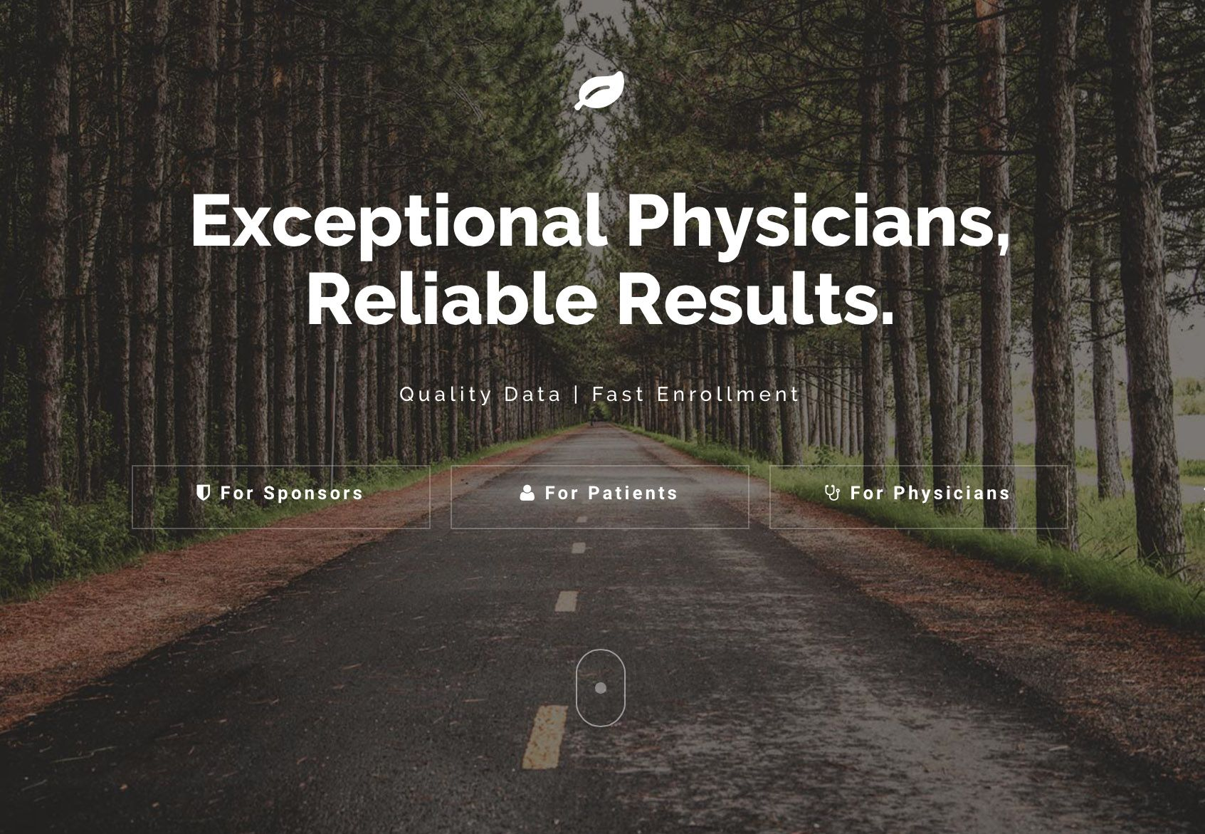 Become part of the elite group of physicians who qualify to conduct research