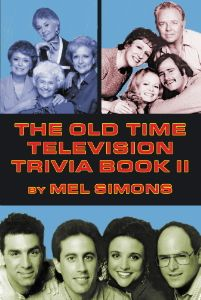 Old Time Television Trivia Book II SMALL