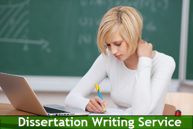 Dissertations writing service