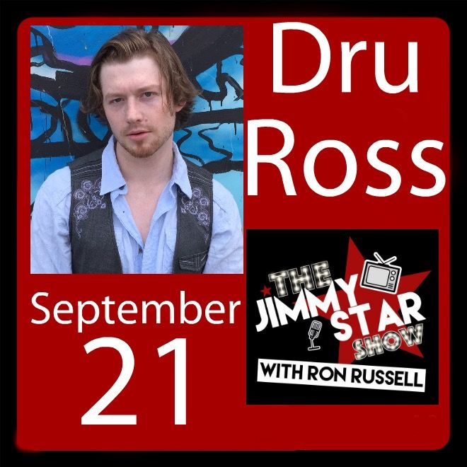 Dru Ross on The Jimmy Star Show With Ron Russell