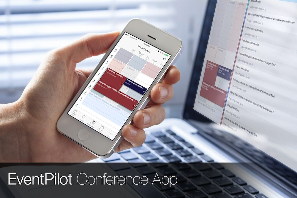 EventPilot Conference App for Society of Women Engineers' WE16 Conference