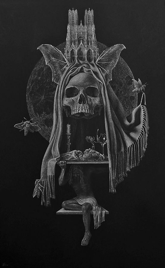 """""""Death's Icons"""" by Bill Ross"""