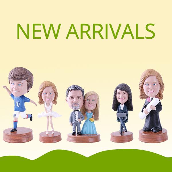 Lots of New Custom Bobblehead Arrivals at Yesbobbleheads -- Tangsem ...