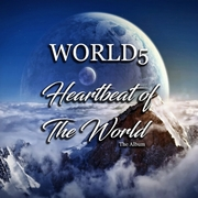 Cover album Heartbeat Of The World