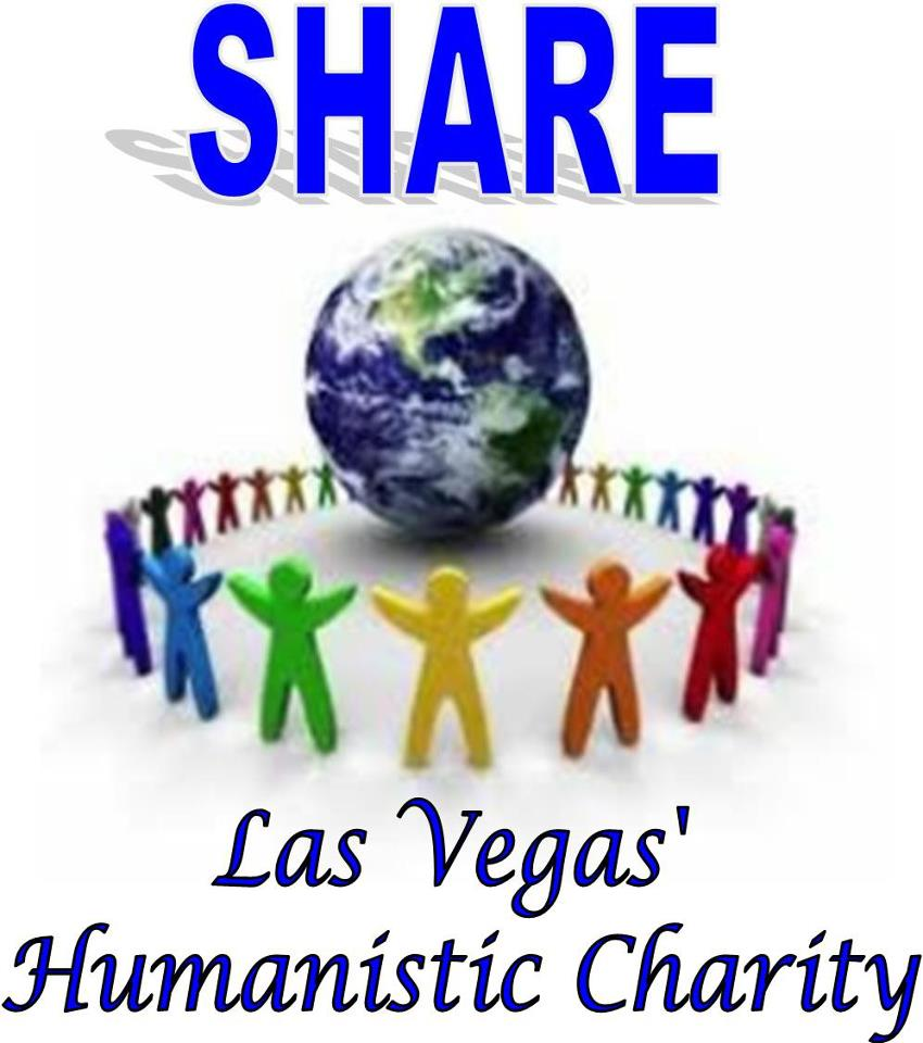 SHARE Las Vegas' Humanistic Charity