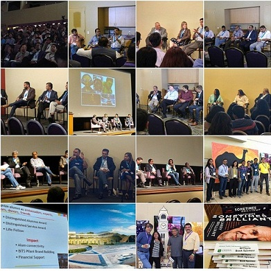 BITSync 2016 The first pan-American BITSian Conference a Stellar Constellation