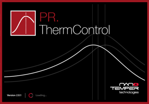 PR.ThermControl - Easy and convenient thermal unfolding experiments