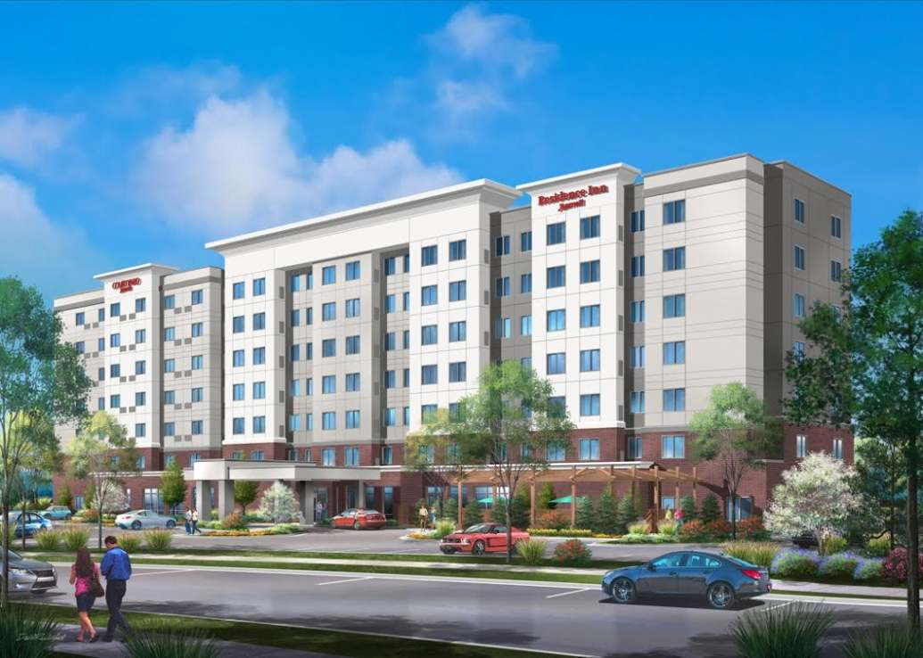 Marriott Hotel Locations In Charlotte Nc