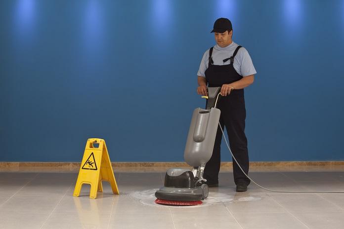 Terrazo Floor Polishing Fort Lauderdale