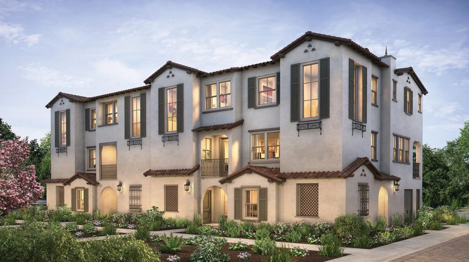 Big Value Comes With Big Designs For Townhomes And