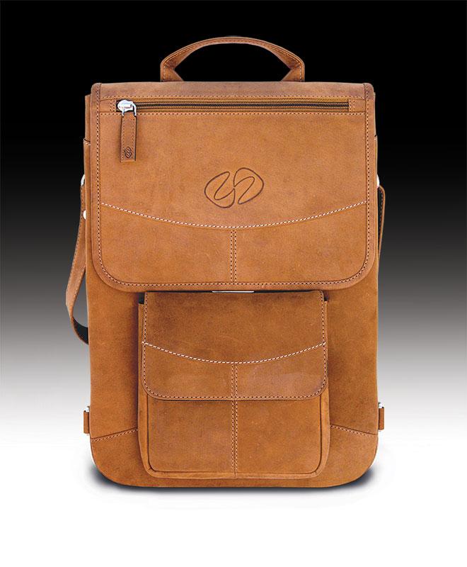 The Timeless MacCase Premium Leather MacBook Pro Flight Jacket