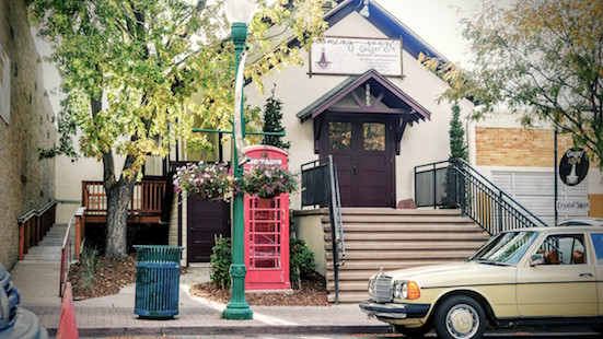 Arvada's oldest building has been restored