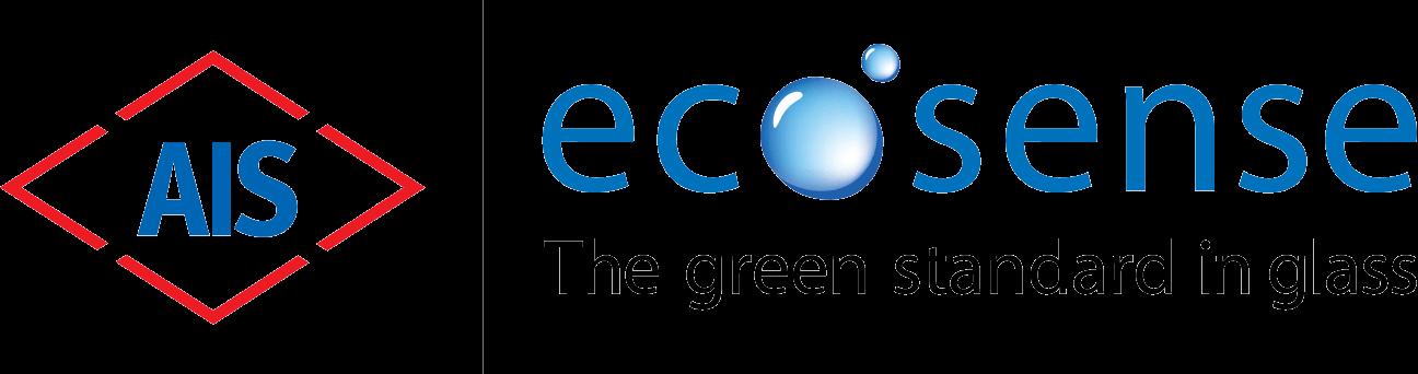 AIS Ecosense - Green building glass with solar control & low-E properties