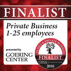 Kolar Design_Goering Center Finalist_Private Business