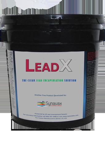 LeadX™ Clear Lead Enacpsulation Coating