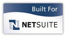 Built for Netsuite Badge