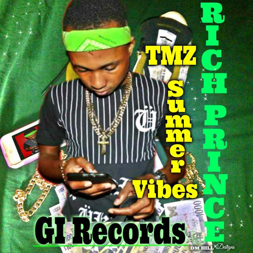Rich Prince TMZ-Summer Vibes Feat. Young Don & Young Kimekal