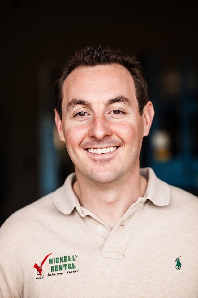 Josh Nickell of Nickell Rental