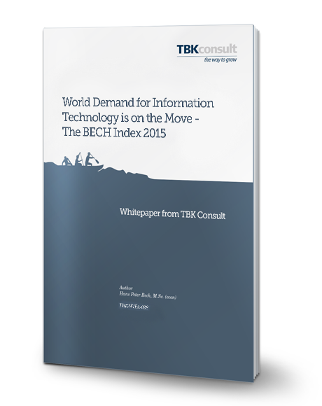 World Demand for Information Technology is on the Move - The BECH Index 2015