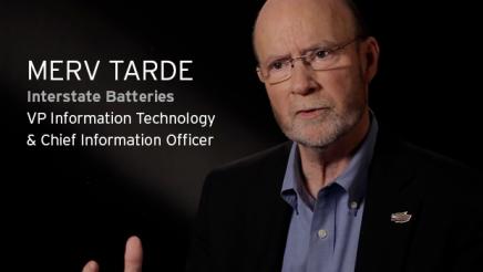 Merv Tarde Interstate Batteries CIO
