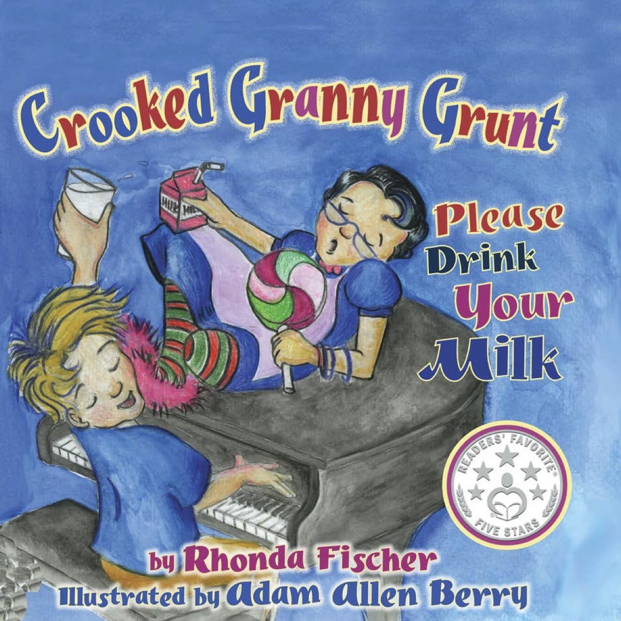 Crooked Granny Grunt   Award-winning book