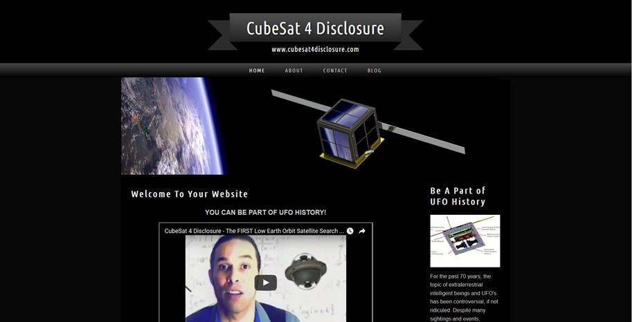 cubesat4disclosure.com
