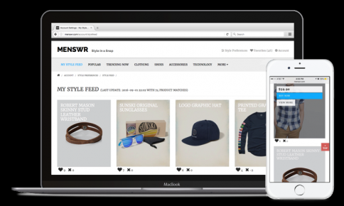 MENSWR Saves Men the Hassle of Shopping