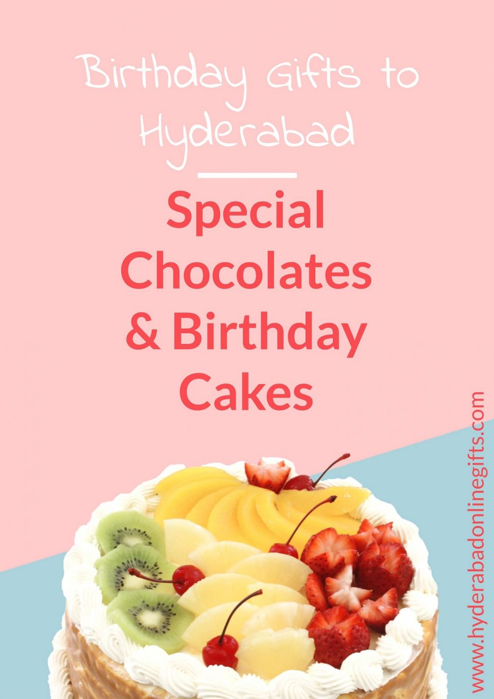Birthday Gifts To Hyderabad