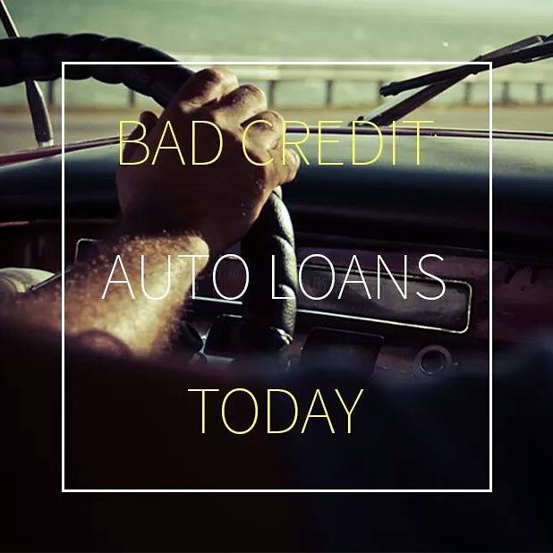 Getting No Down Payment Car Loans for Bad Credit Borrowers ...