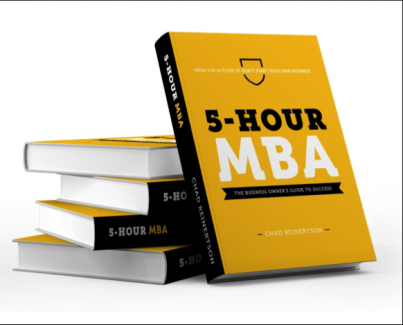 5-Hour MBA Launches Today