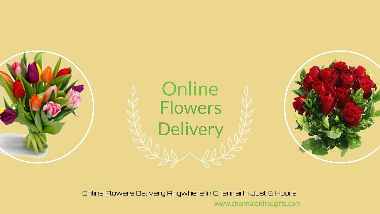 Convenient And Faster Flowers Delivery In Chennai By Chennai Online