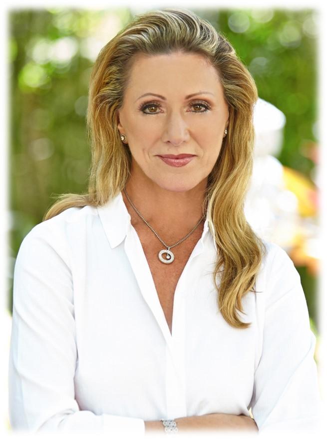 Sally Fernandez, author of CLIMATIZED