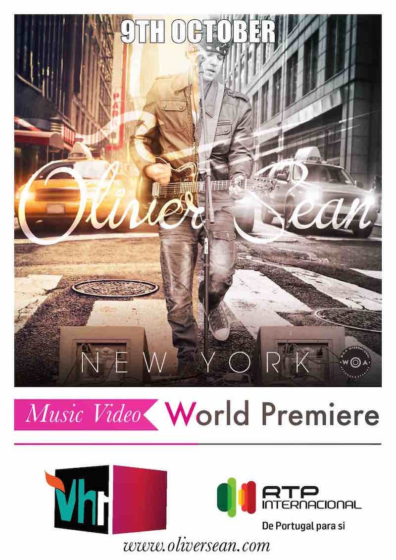 Oliver Sean - New York Music Video Premiere