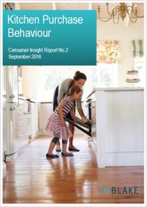 Kitchen Purchase Behaviour, Consumer Insight Report No. 2