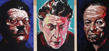 Ventura College Chicano Art 10.13.16