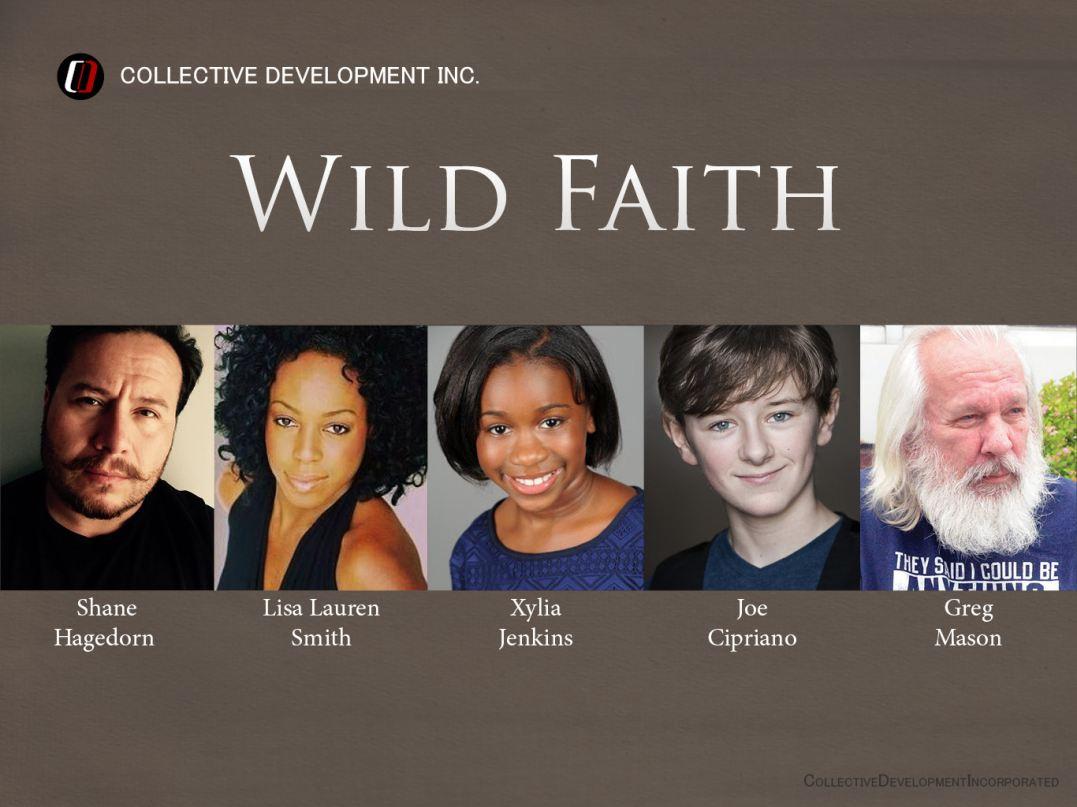 The Wild Faith Family