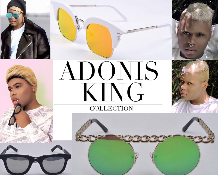 Adonis King SS17 Fashion Show