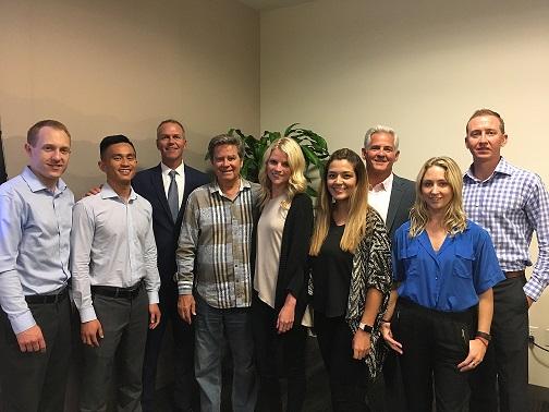 Brookfield Residential Southern California at ULI presentation with John Martin