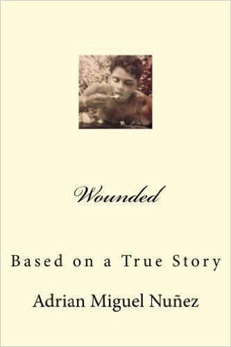 Wounded - Book Cover