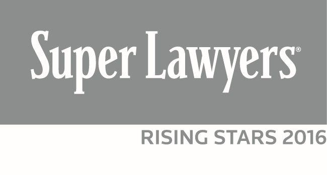 Super Lawyer Rising Star 2016