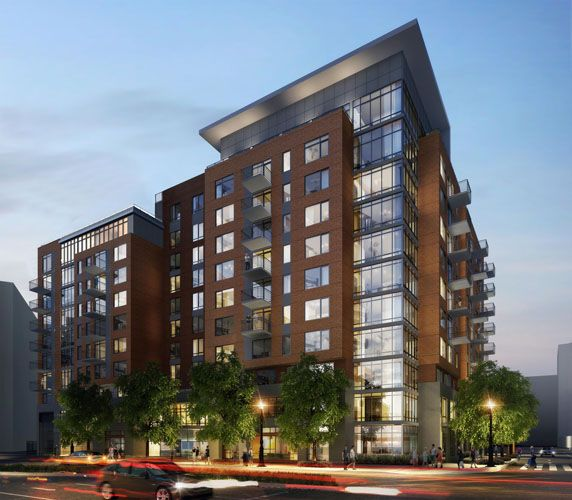 Arlington Apartments: Kettler's New High-Rise Revives Old Post Office Site And