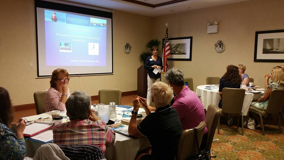 Coa Hoa Board Member Certification Course To Be Held Oct 28th In