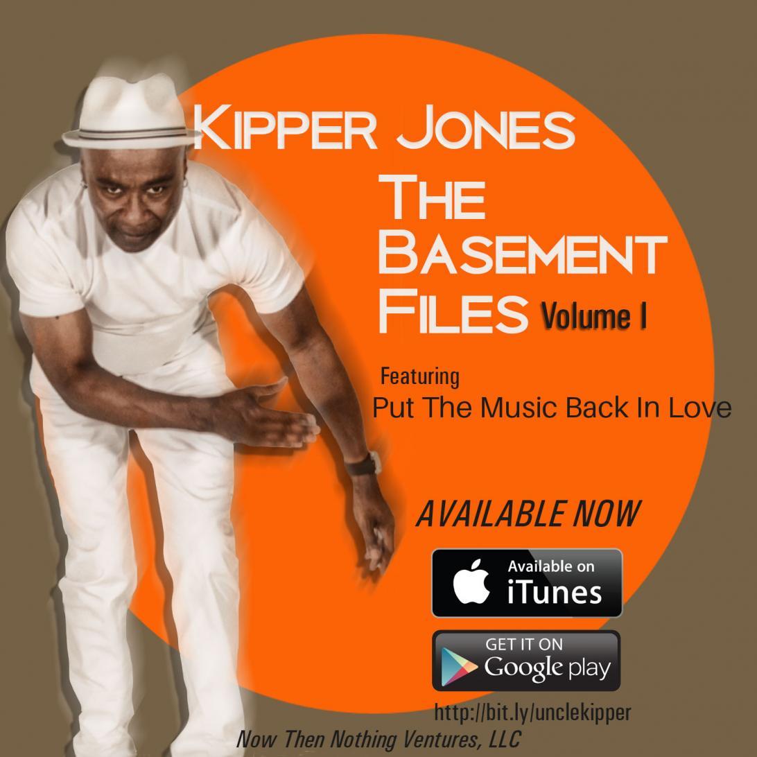 Kipper Jones - The Basement Files