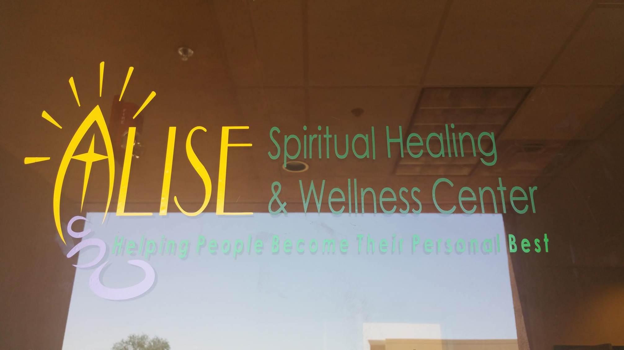 alise healing center