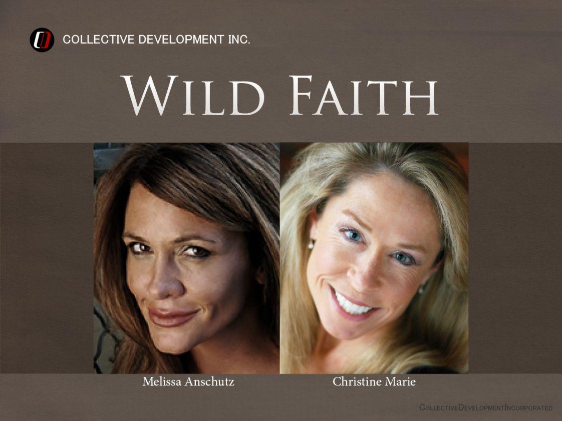 Melissa Anschutz & Christine Marie