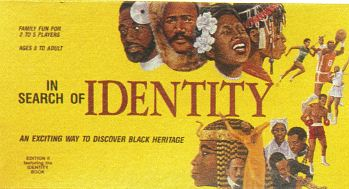 The In Search of Identity Game - circa 1990