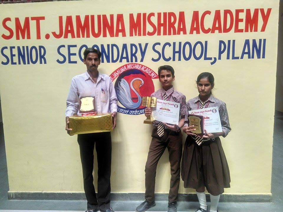 JMA Pilani Bags Honours in Itihas Parishad All India Hindi Debate Competition